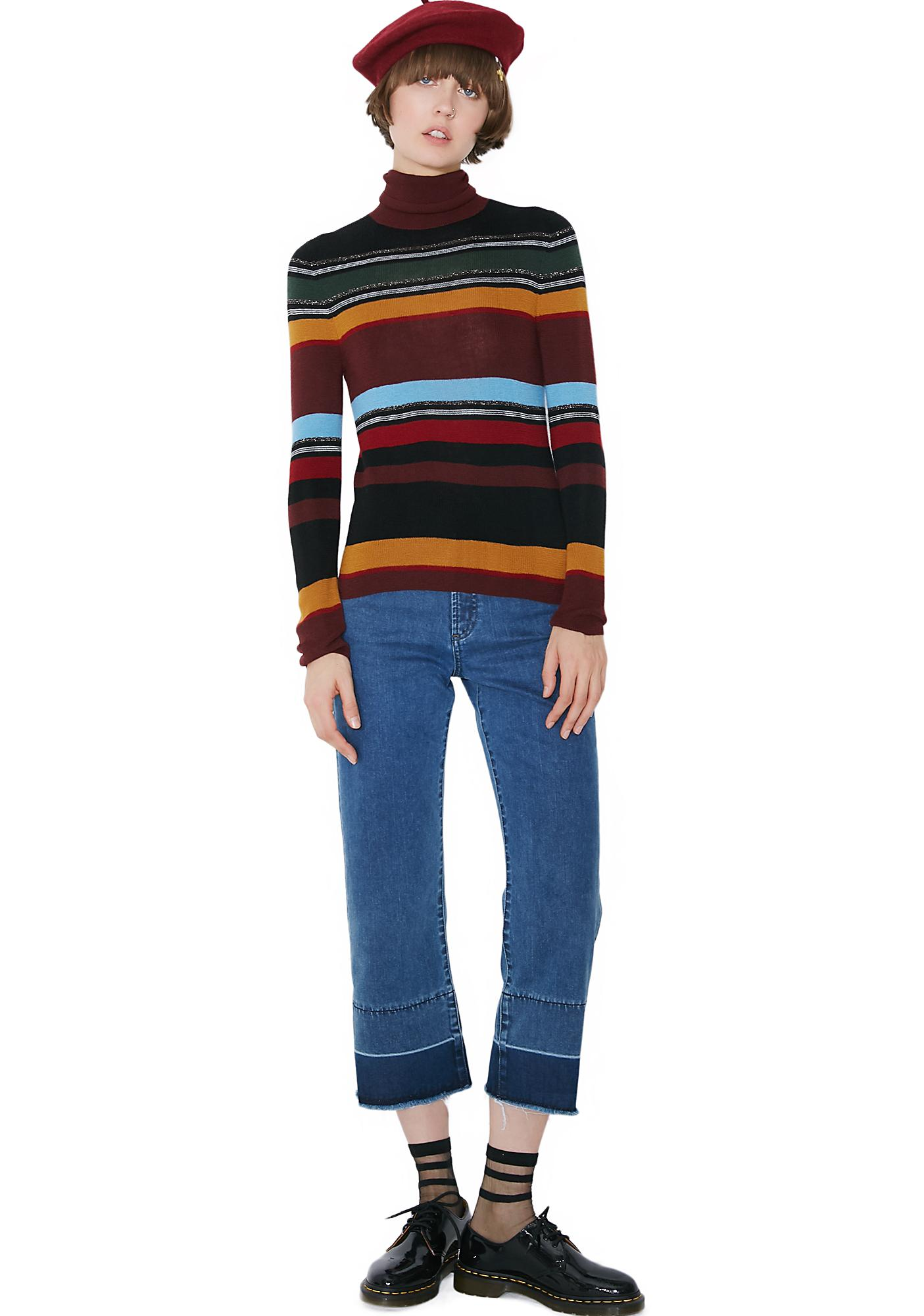 Levis Fine Gauge Turtleneck