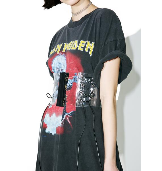 Cyber Femme Corset Belt