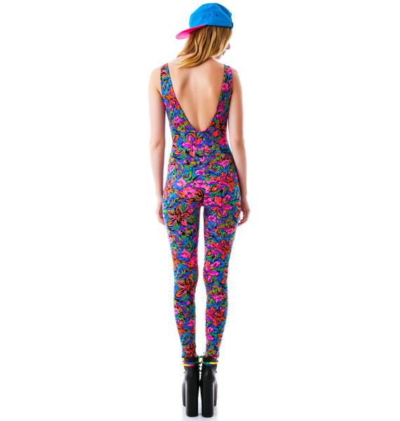 Motel Unitard Jumpsuit