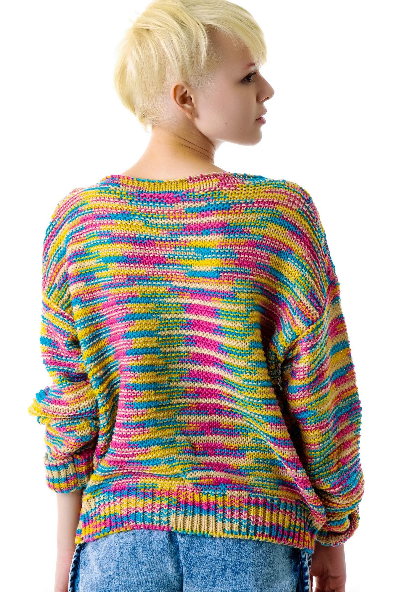 Starstruck By Rainbows Sweater