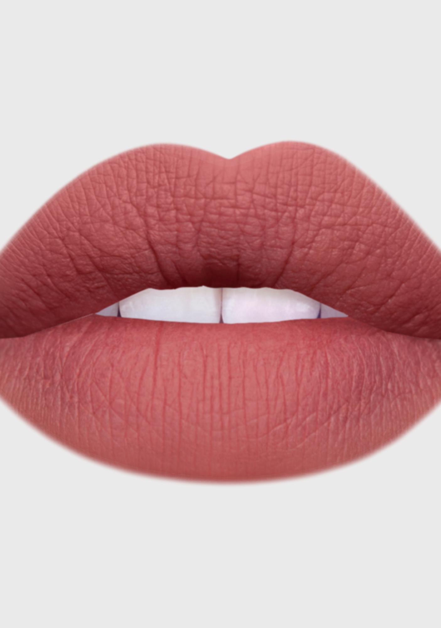 Lime Crime Turkish Delight Plushies Lipstick
