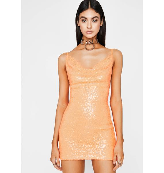 Juicy Spendin' Coins Mini Dress