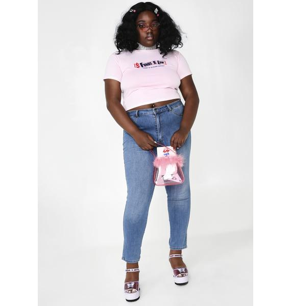 Sugar Thrillz I Need Sugar Baby Tee