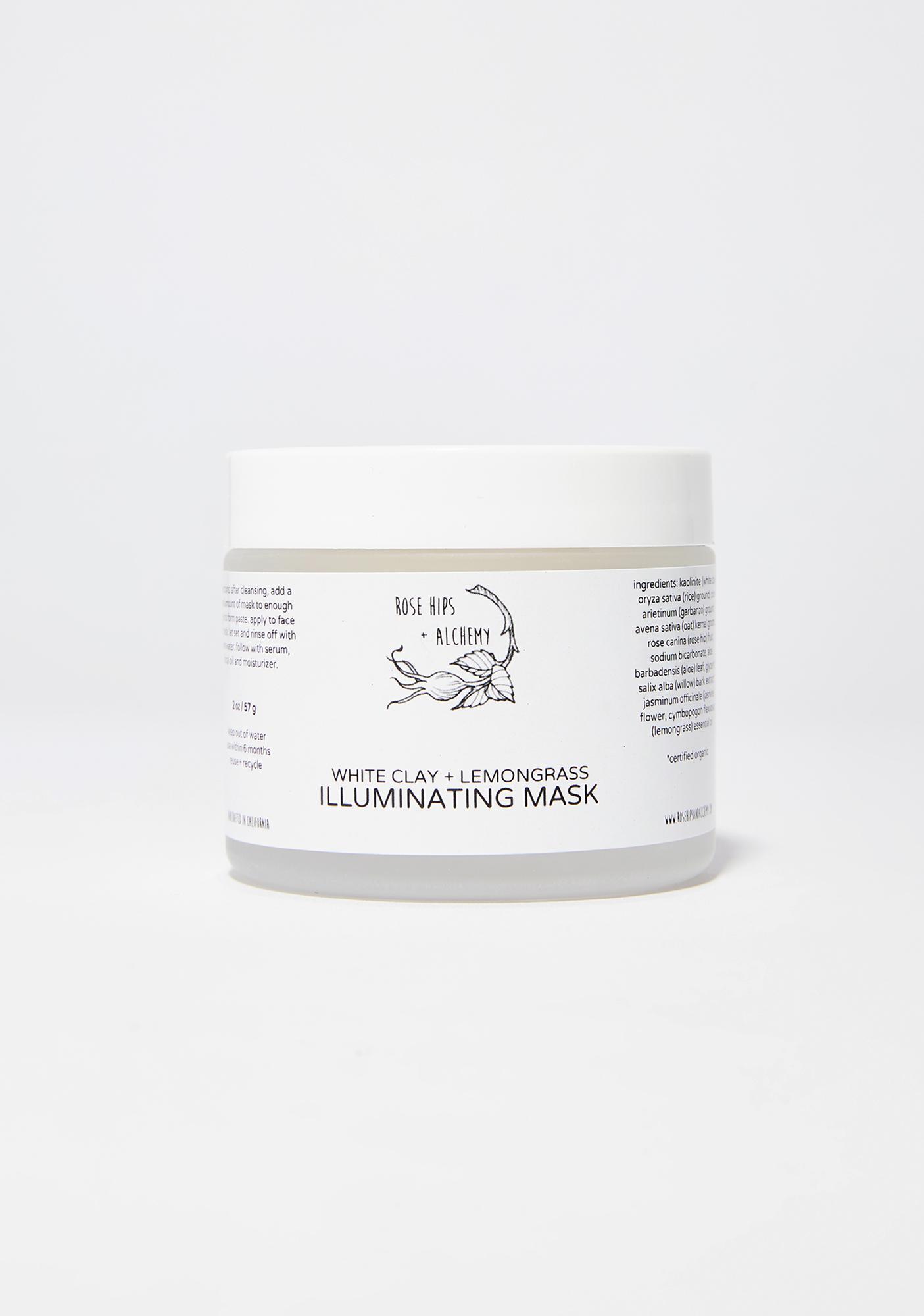 Rose Hips + Alchemy Illuminating Mask