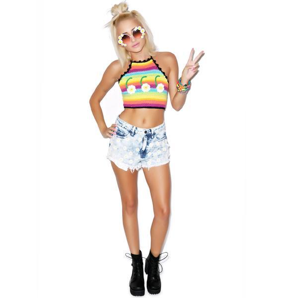 Lil Miss Daisy Shorts