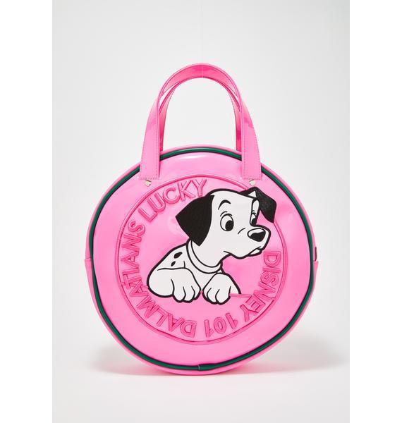 Little Sunny Bite 101 Enamel Circle Bag