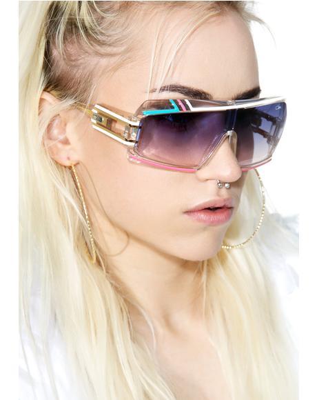 Vintage 858 Sunglasses