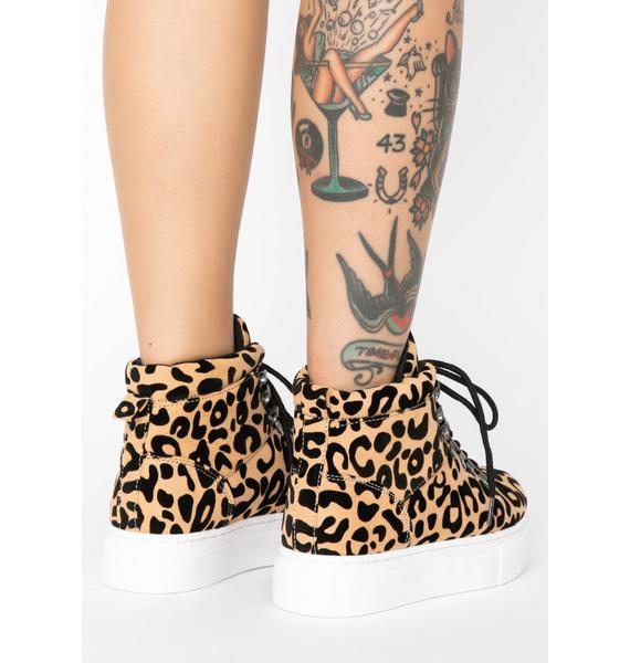 Royal Prey Platform Sneakers