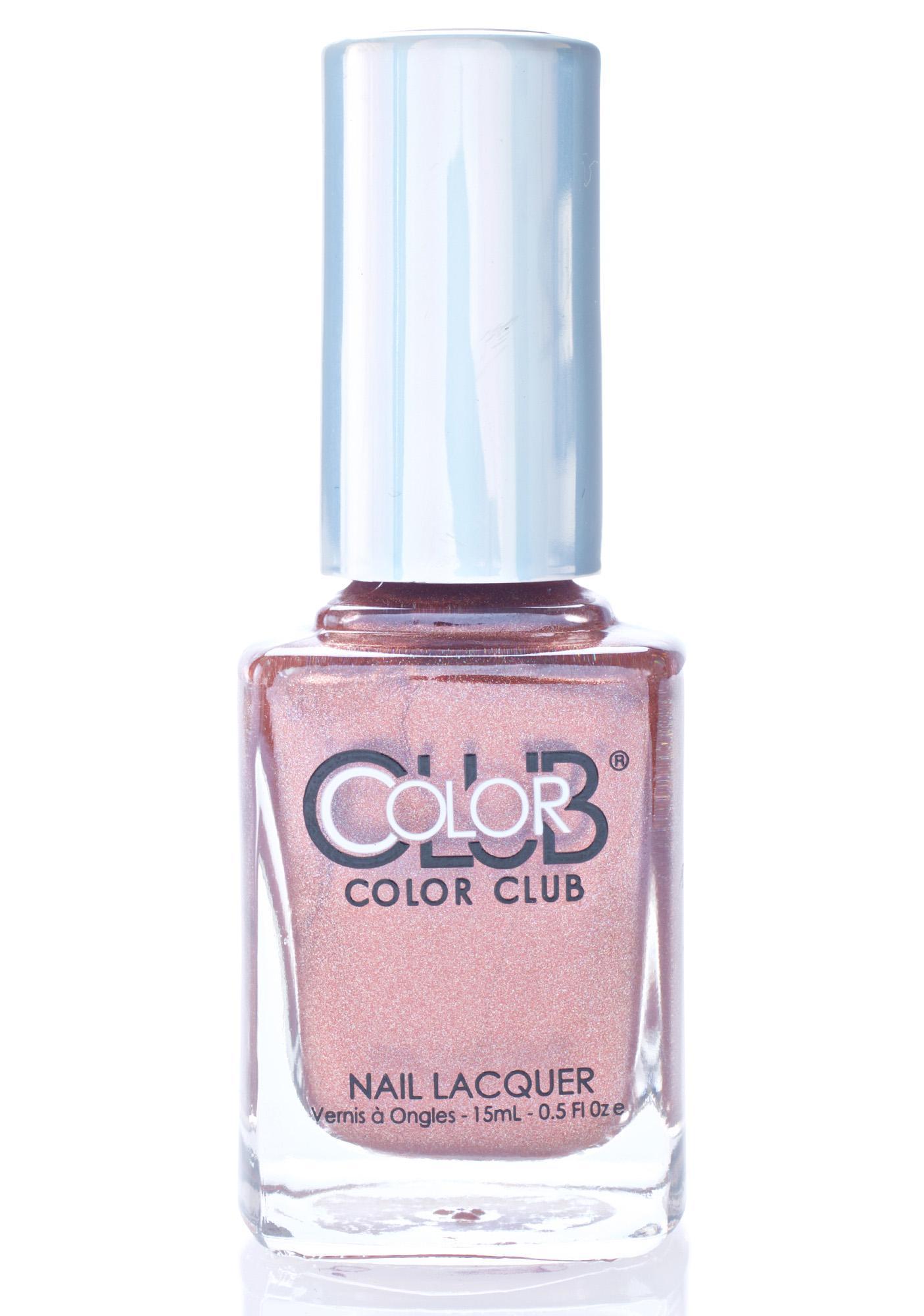 Color Club Sidewalk Psychic Halo Hues Nail Polish