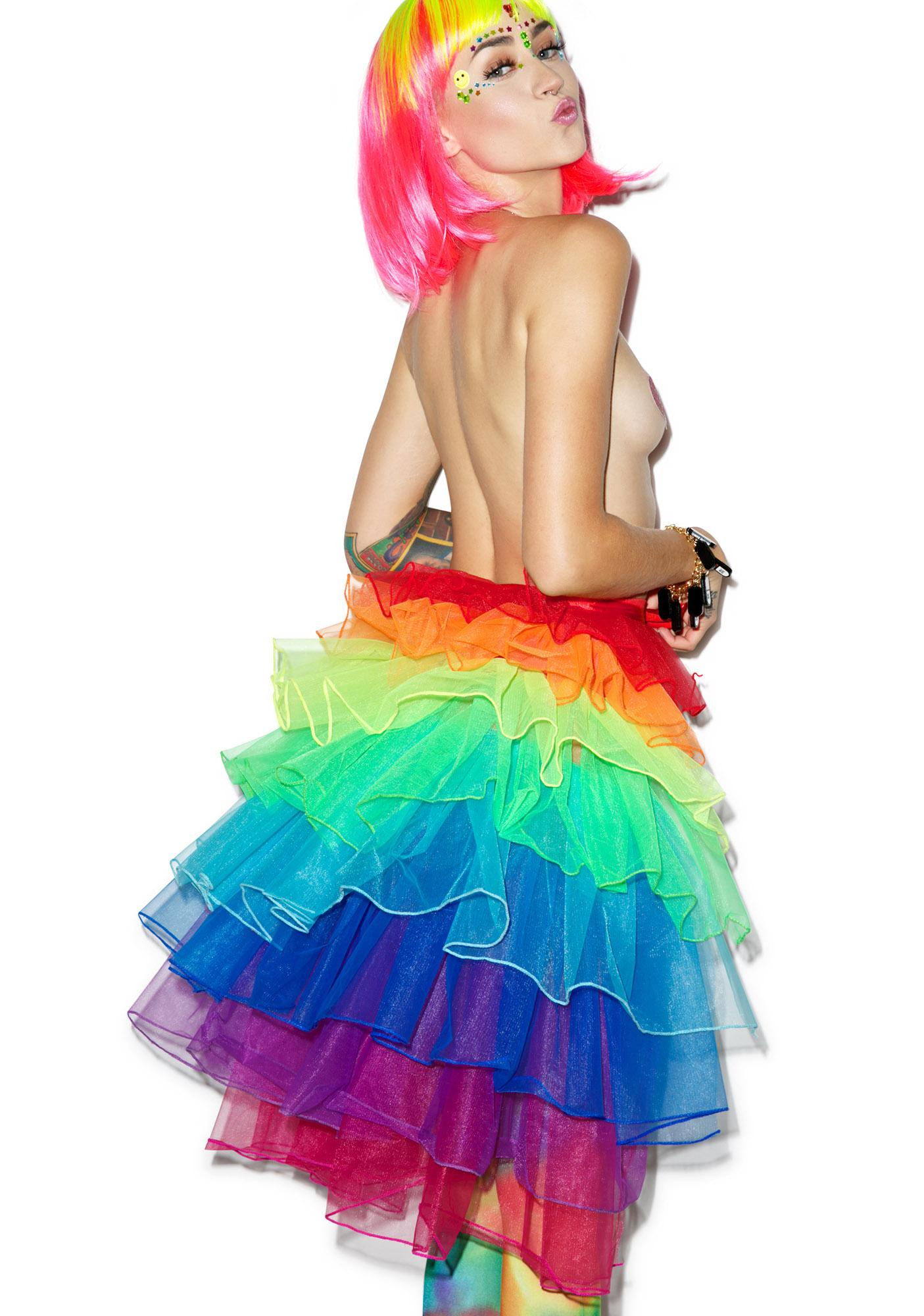 Follow The Rainbow Bustle