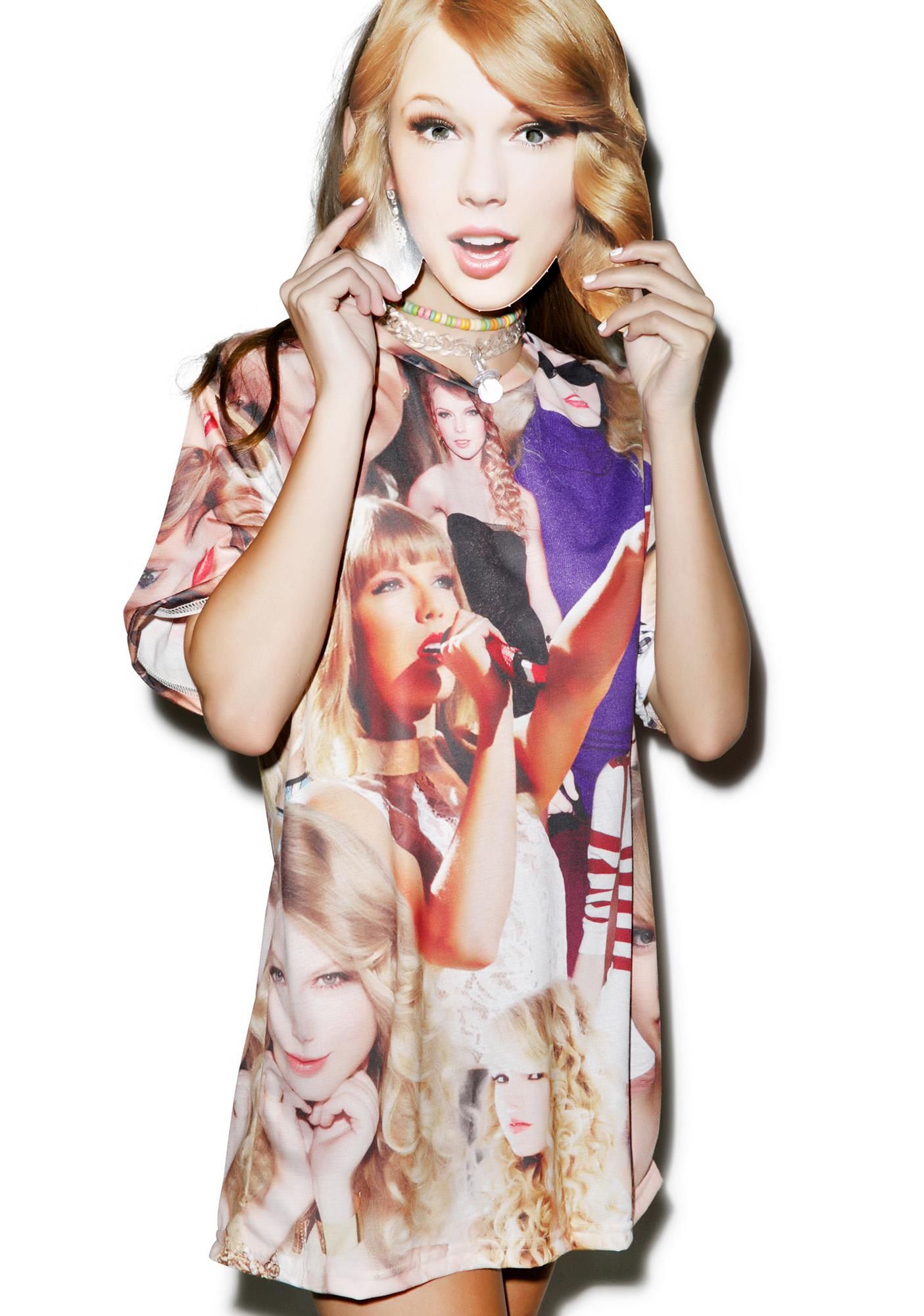 Swifty Paparazzi T-Shirt