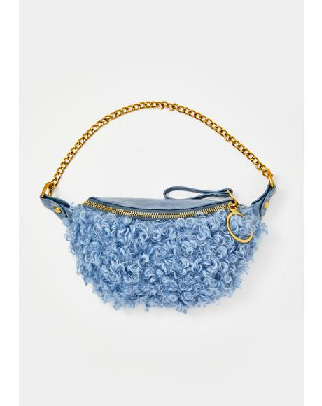 Supreme Chic Fuzzy Fanny Pack