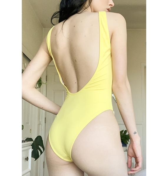 Cute Mistake Cute One Piece Swimsuit