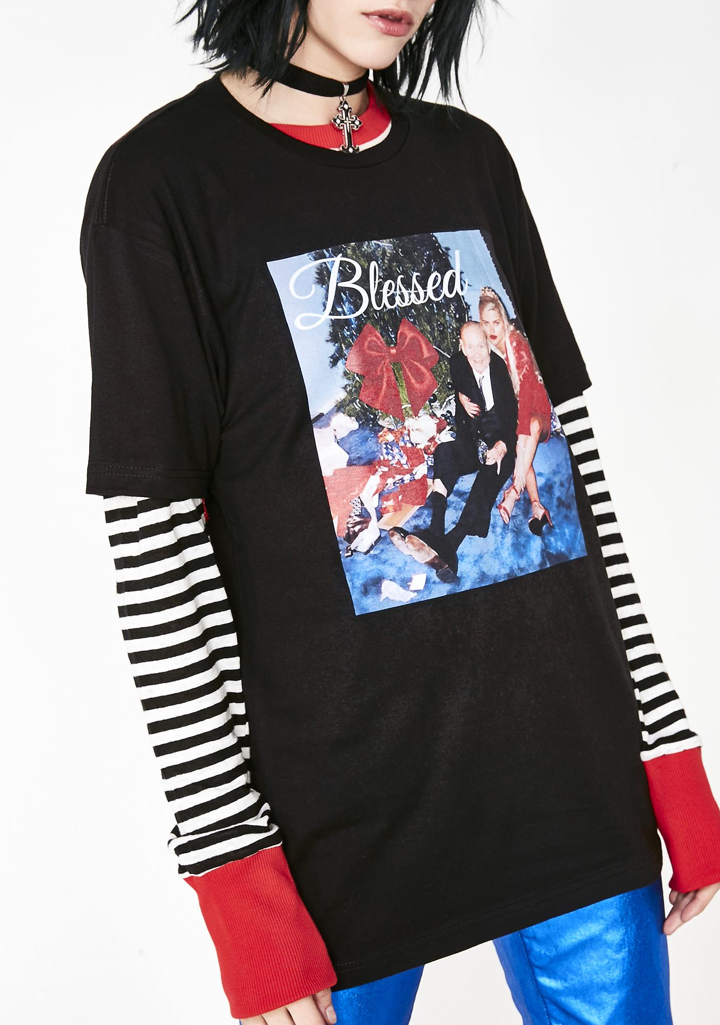 These Americans Blessed Xmas Tee