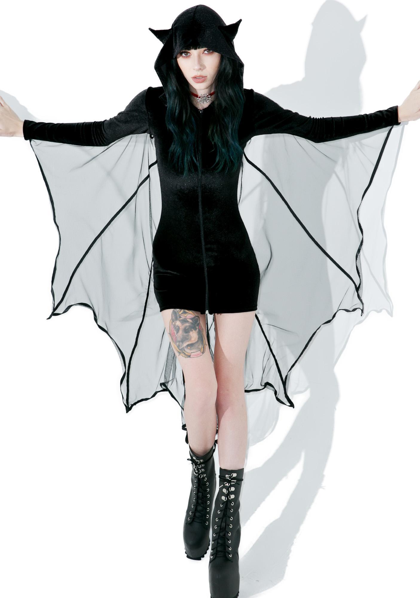 Dolls Kill Nightbird Costume