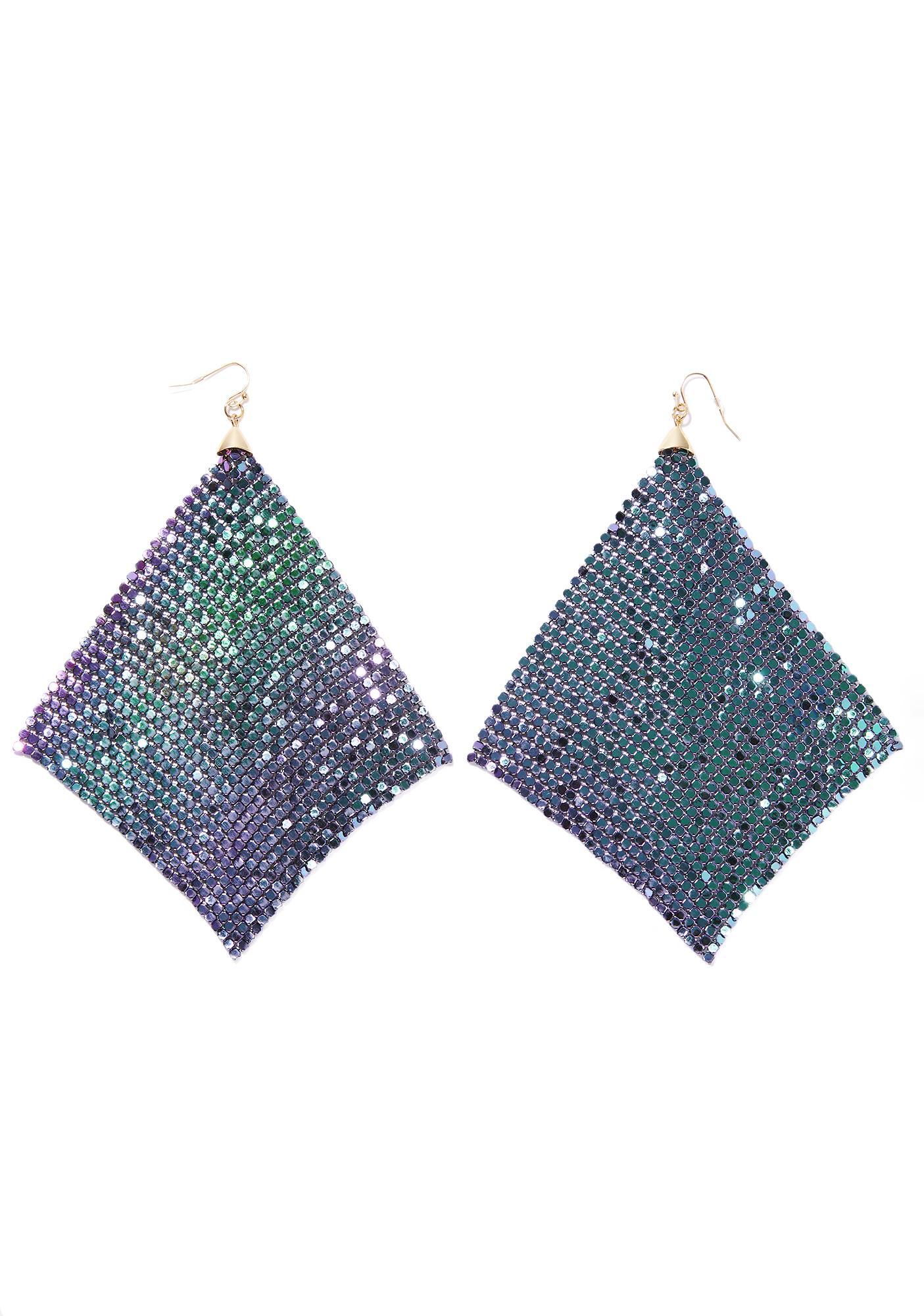 Fluttering Earrings