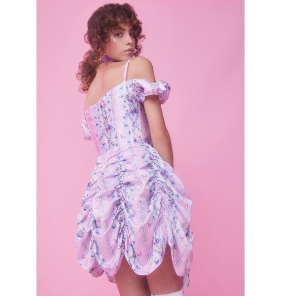 Sugar Thrillz Queen Diaries Corset Dress
