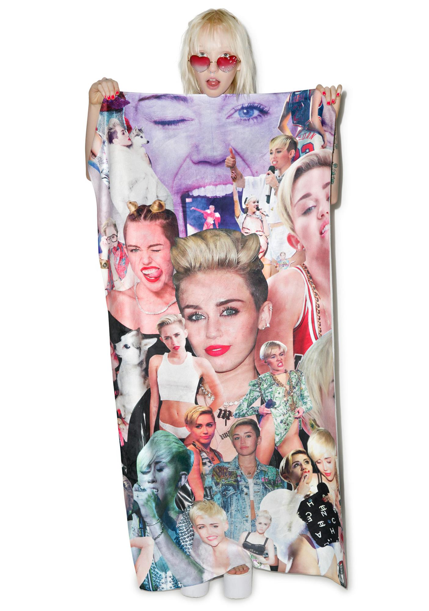 We Can't Stop Beach Towel
