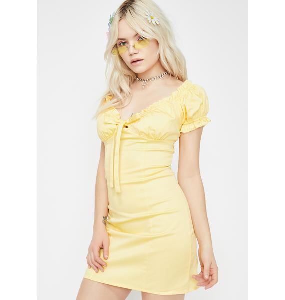 Bodak Vixen Fatale Mini Dress