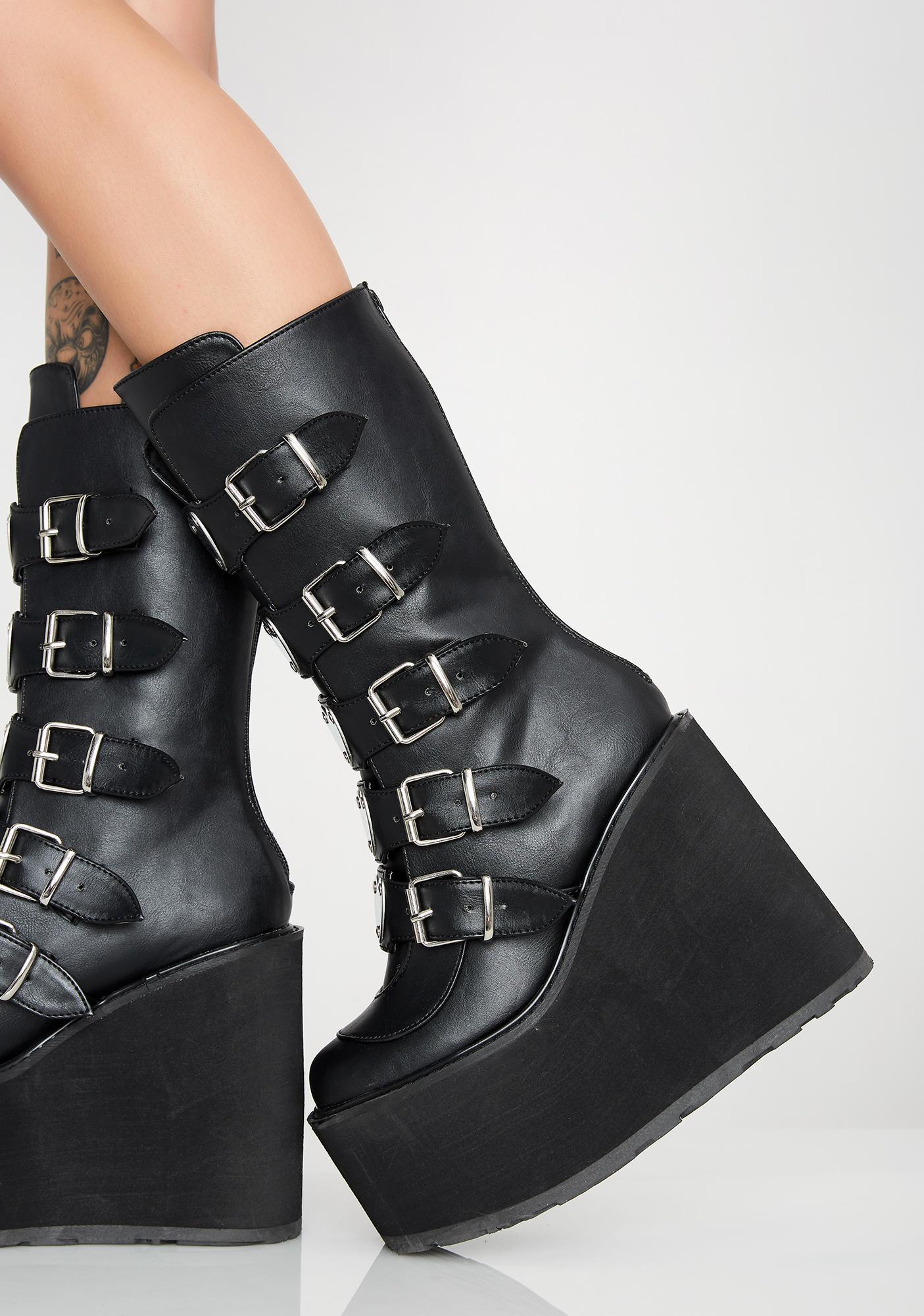 a6178db0b4b ... Demonia Lovesick Trinity Boots ...