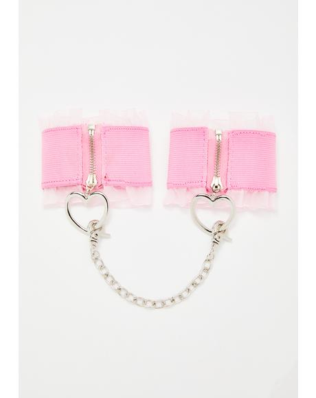 Teenage Drama Queen Bracelet Cuffs