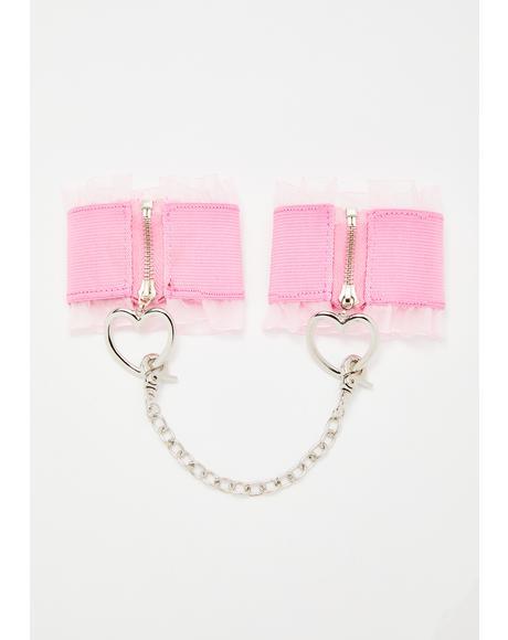 Teenage Drama Queen Bracelet Cuffs