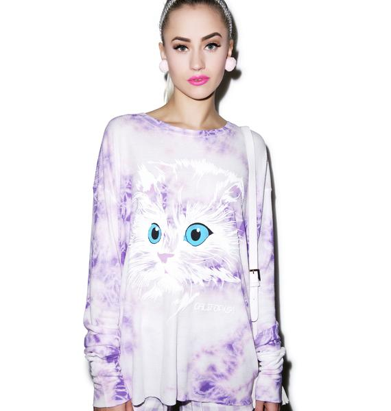 Wildfox Couture Kitty Effortless Thermal