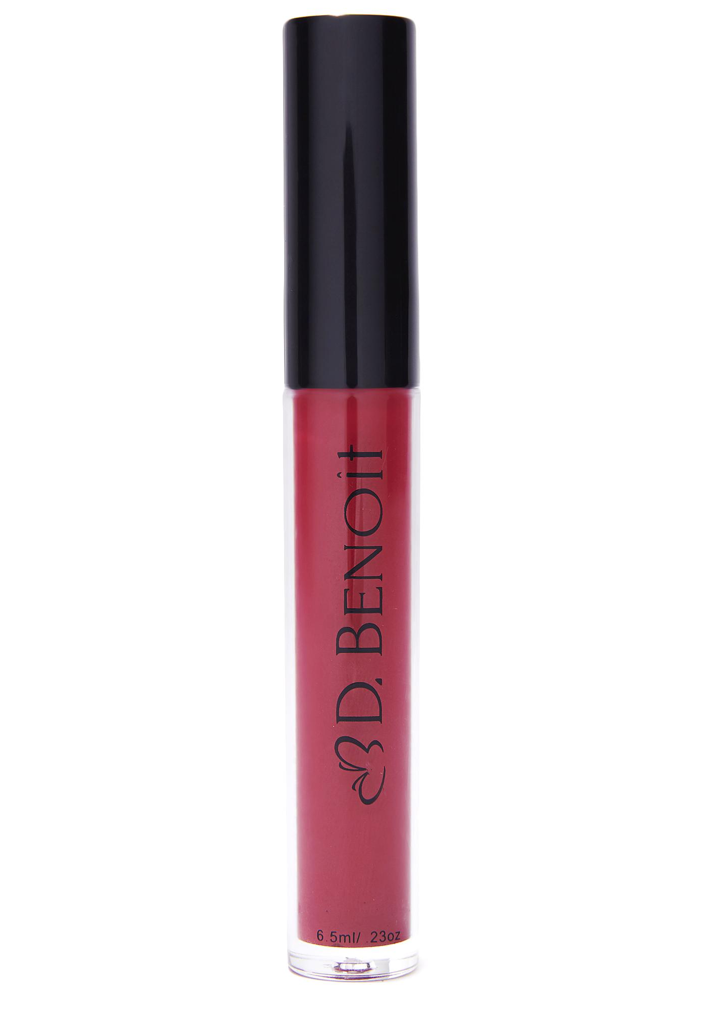 D. Benoit Sugarplum Lux Lip Cream