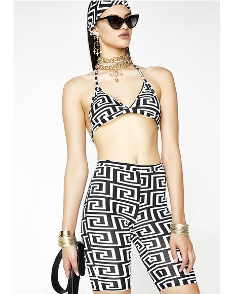 Life Like A Maze Co-Ord Set