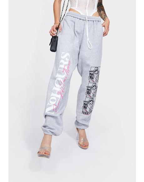 Salon Jogger Sweatpants