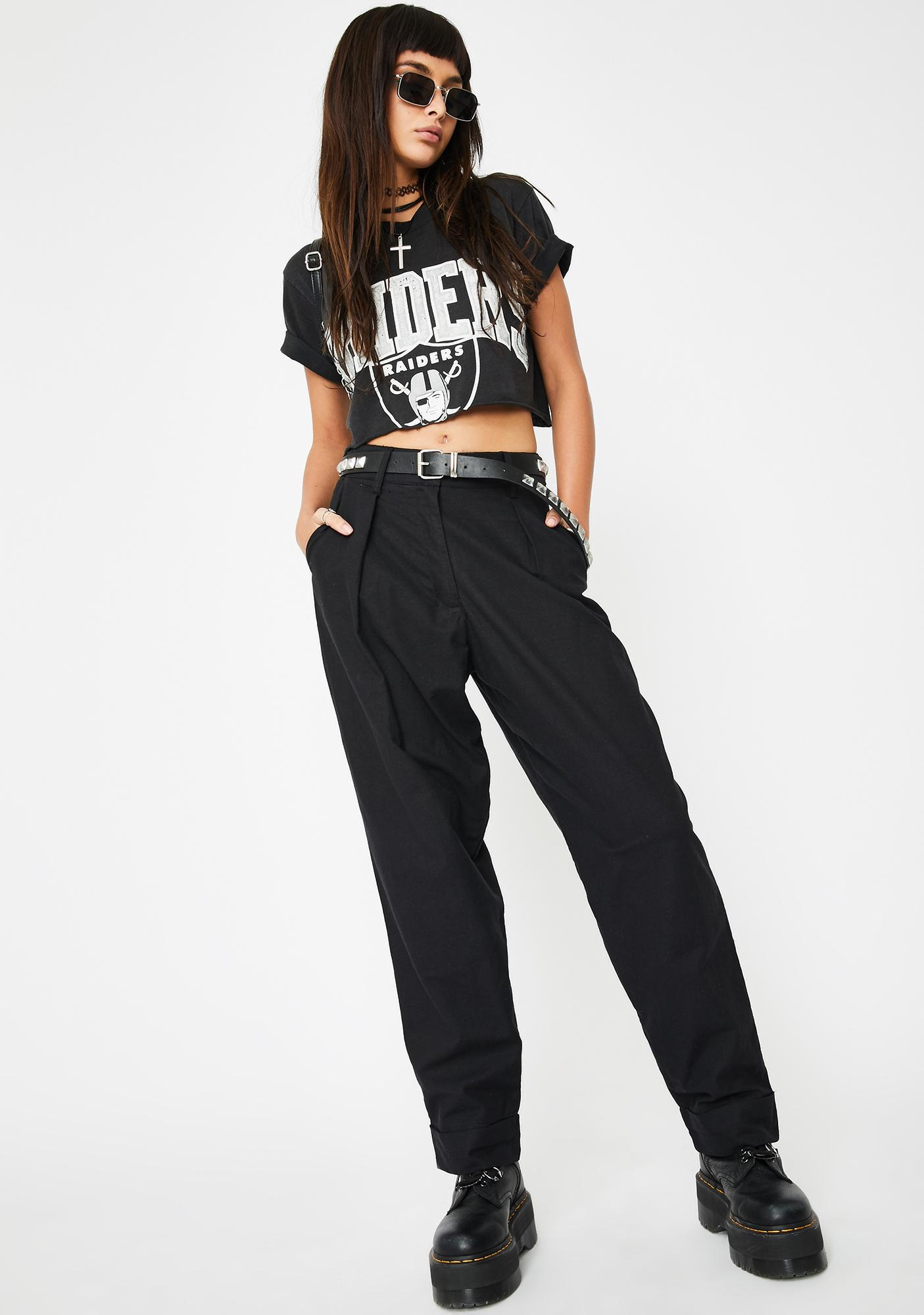 Motel Misca High Waist Trousers