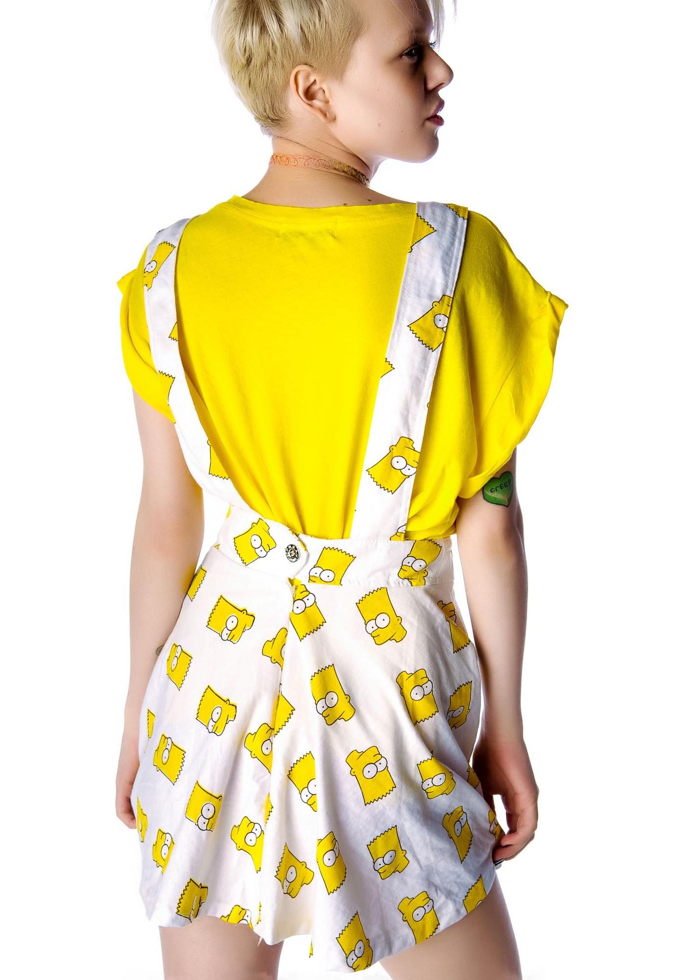 Bart Pinafore Dress