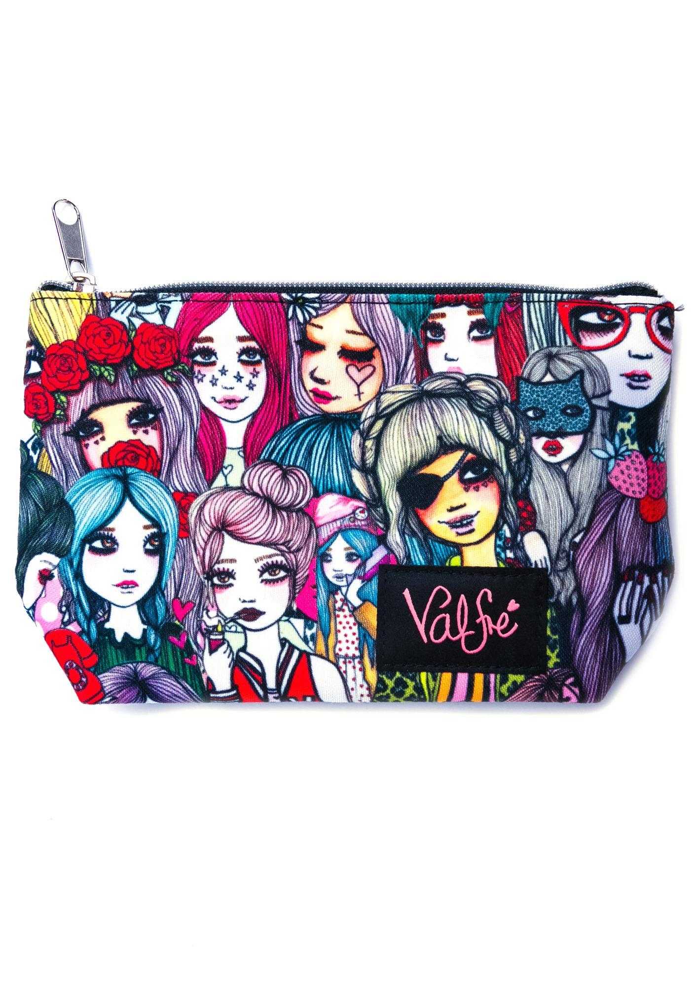 Valfré Flash Mob Cosmetic Bag