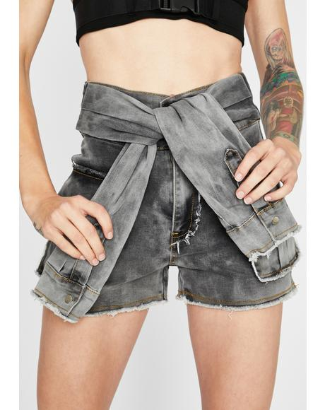Wicked Cool Kidz Cargo Shorts
