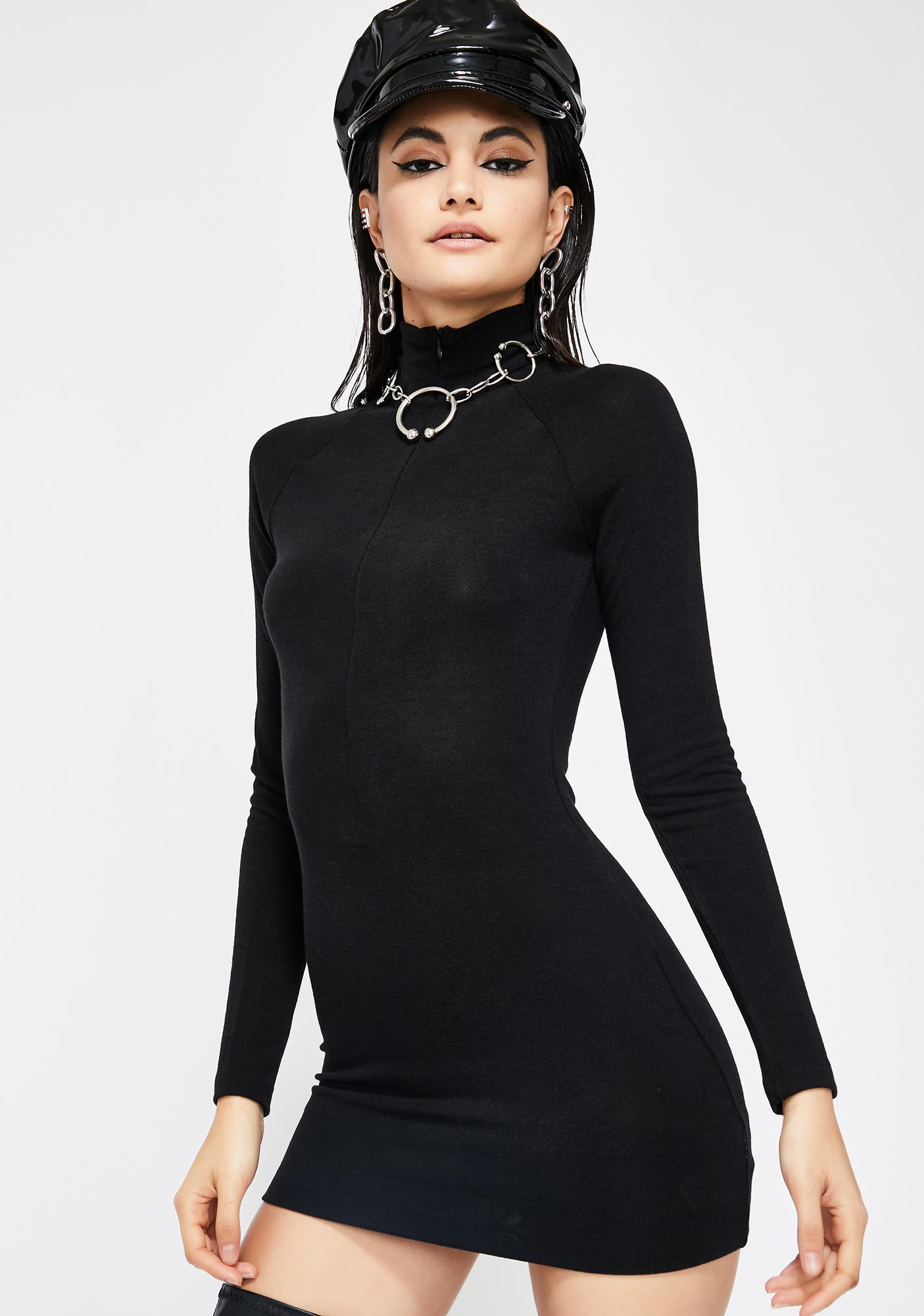 Kiki Riki Badazz Bombshell Mini Dress