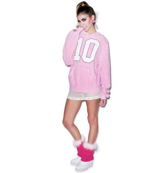Wildfox Couture Vintage Sport Malibu Pullover Sweater