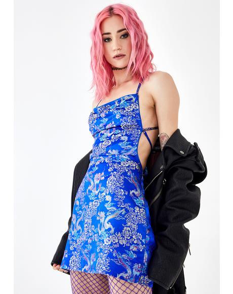 New Solace Jacquard Dress