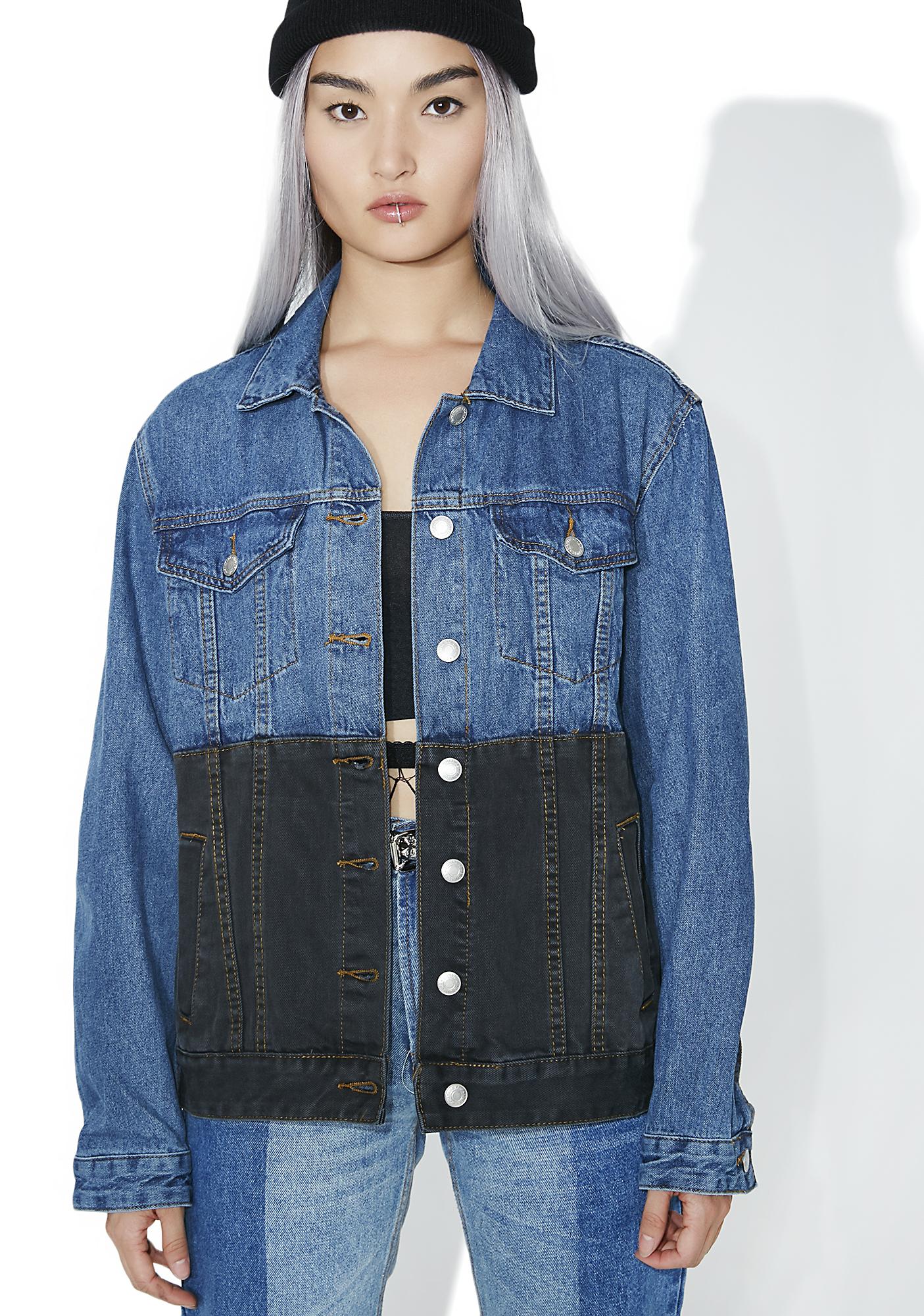 Black 'N Blue Denim Jacket