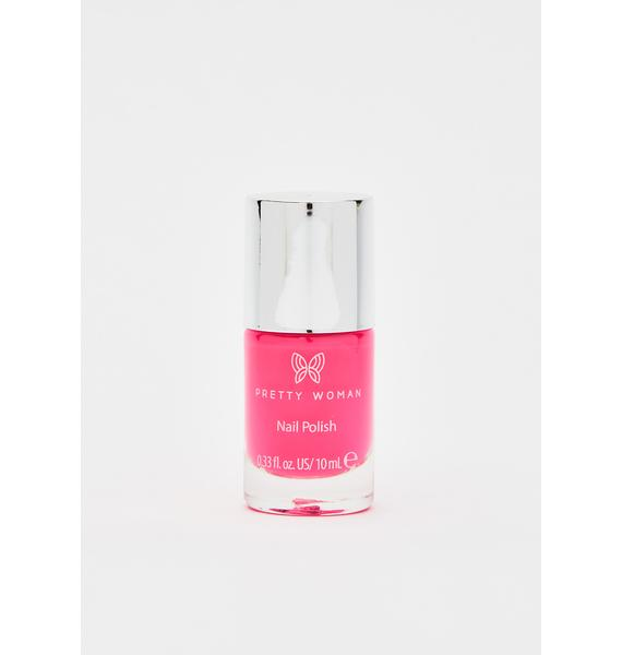 Pretty Woman Girl Power Nail Polish