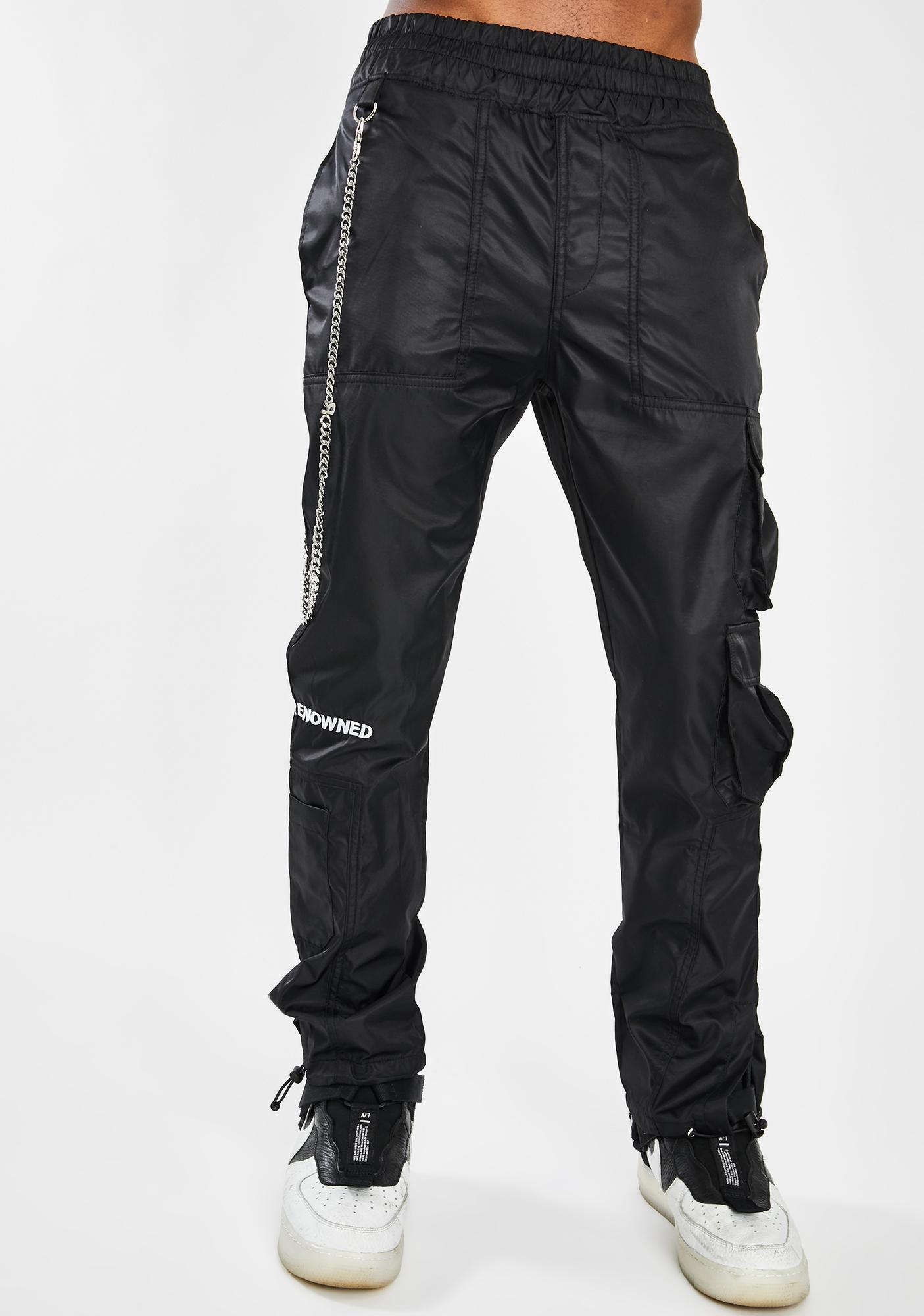 Renowned LA Chain Tactical Cargo Pants