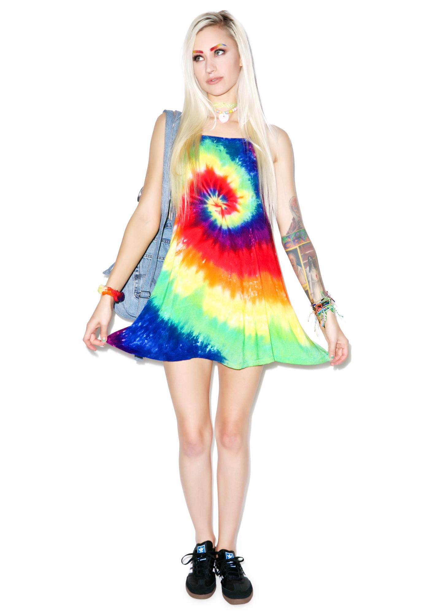 Good Vibes Dress