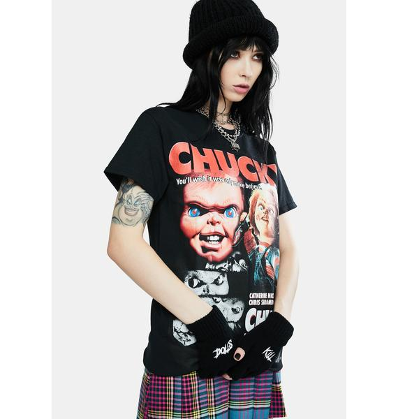 Homage Demented Doll Graphic Tee
