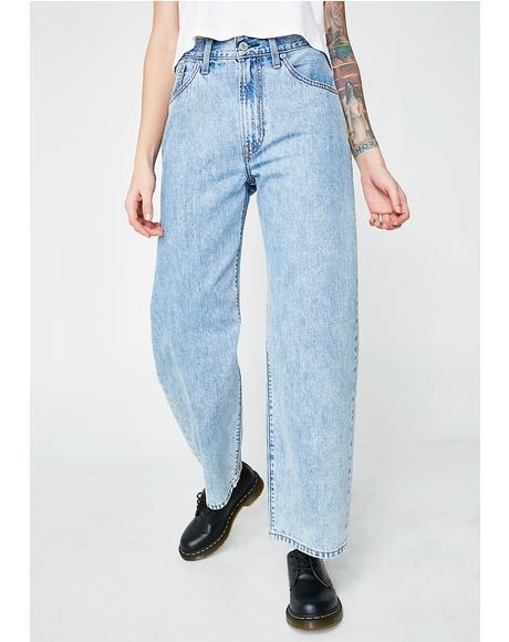 Real World Denim Jeans