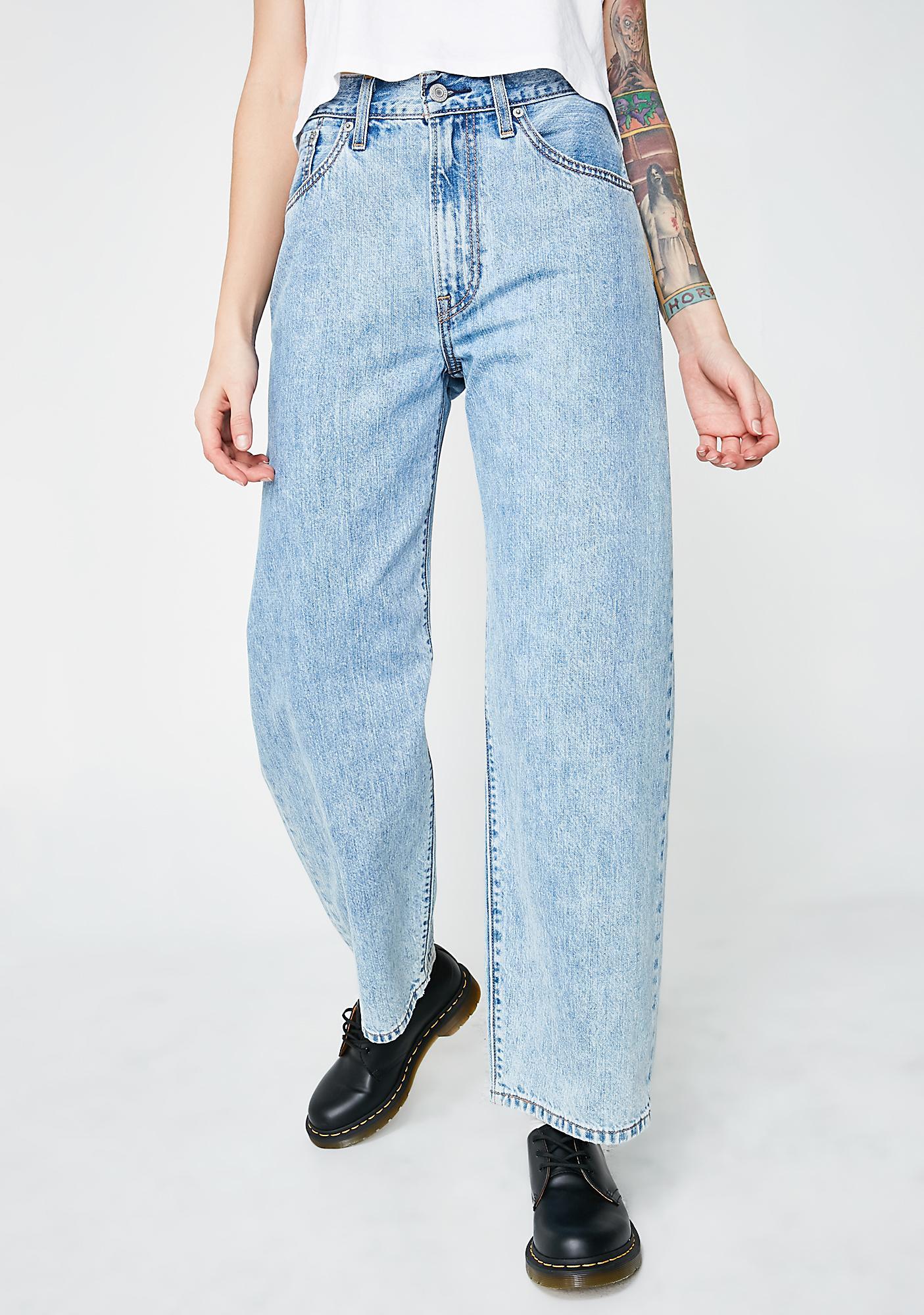 Levis Real World Denim Jeans