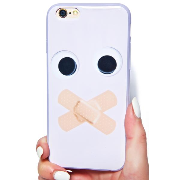 Local Heroes Shut Up iPhone 6 Case