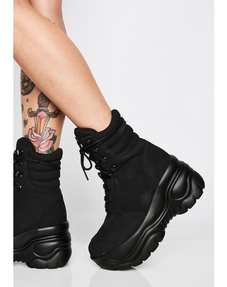 Matrixx Hi Platform Sneakers