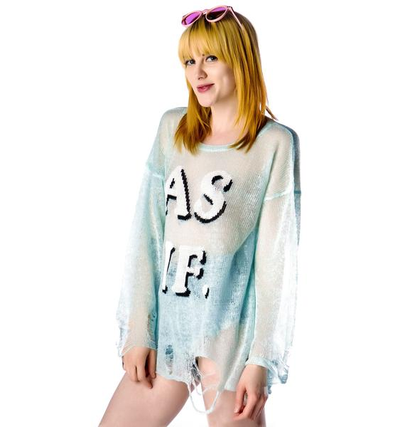 Wildfox Couture As If Lennon Sweater
