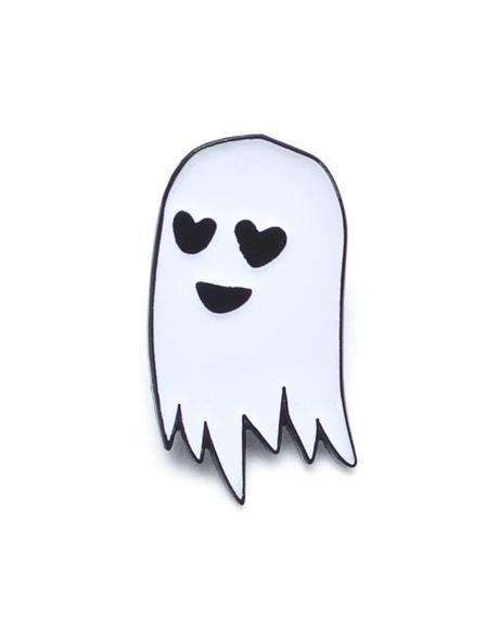 My Ghost Boyfriend Enamel Pin