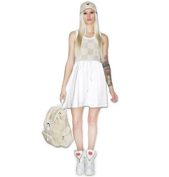 Joyrich Boxed Angel Tank Dress