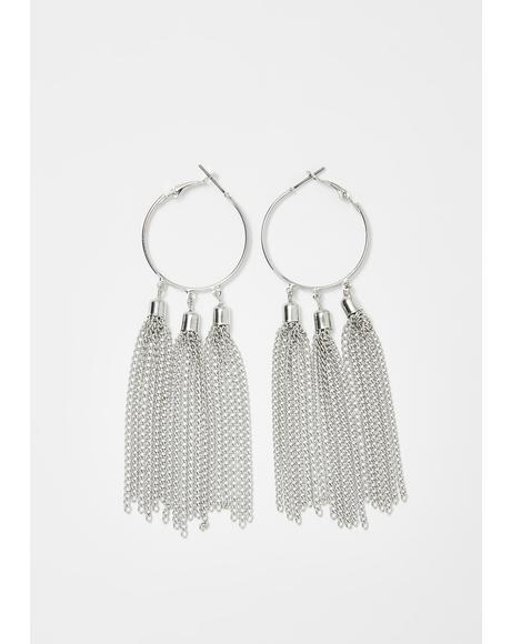 Desert Roamin' Fringe Earrings